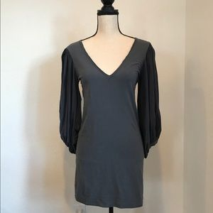 Hard Tail t-shirt Dress Puffy Oversized Sleeve S